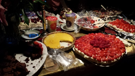 party puddings