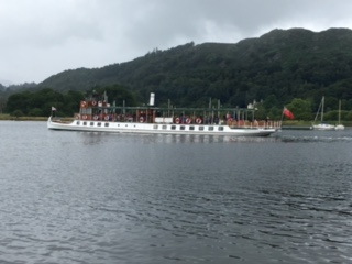 Windermere boat