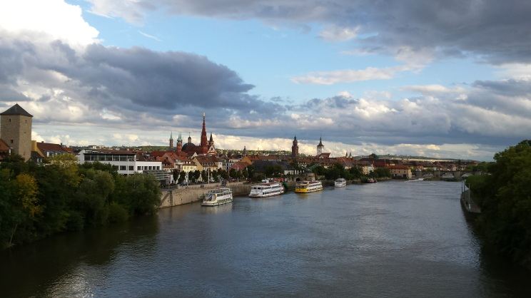 Wurzburg view