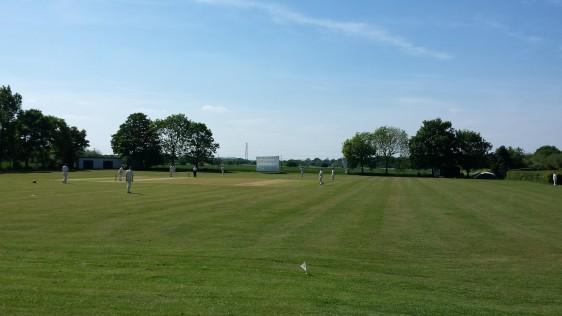 Hoverigham cricket