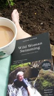 reading wild woman