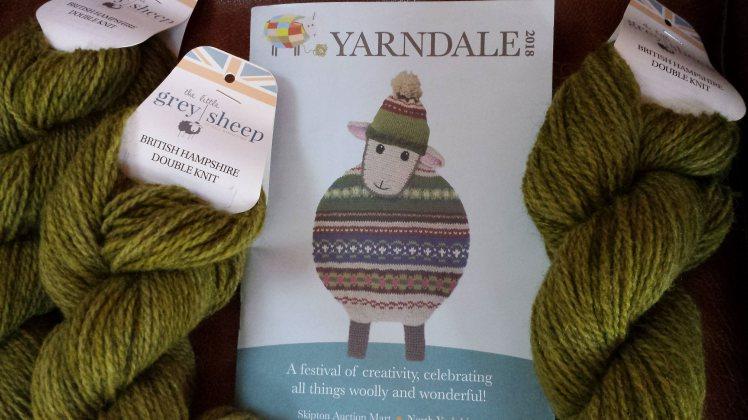 Yarndale programme