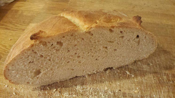 loaf #1cut